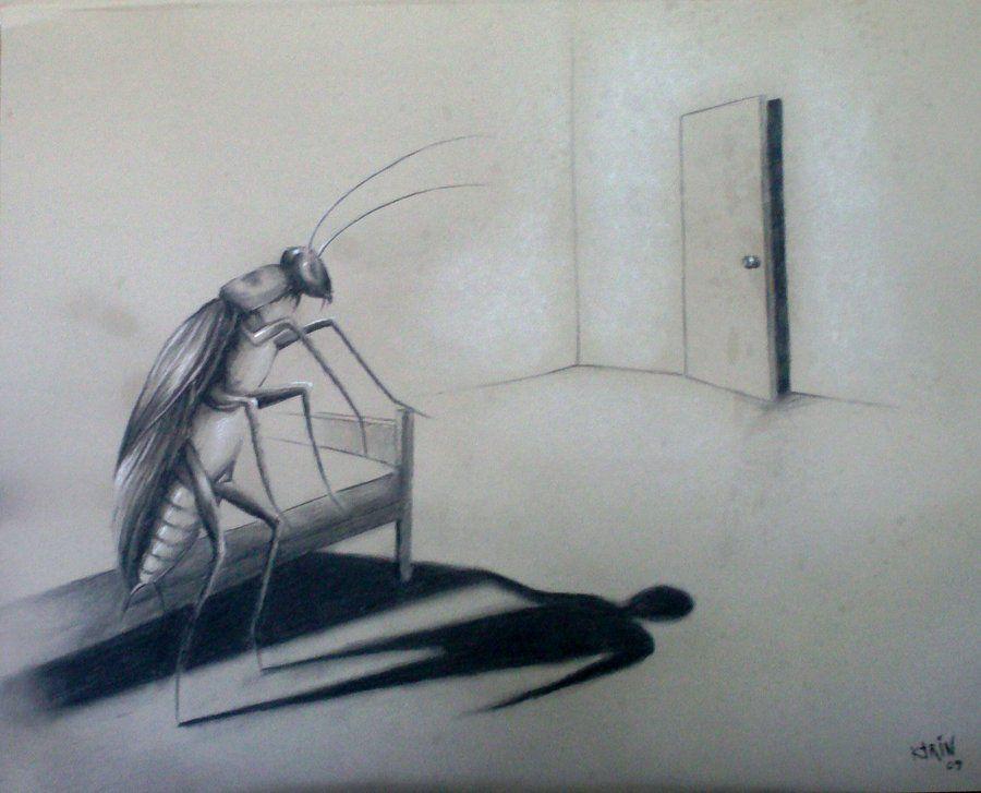The metamorphosis thesis