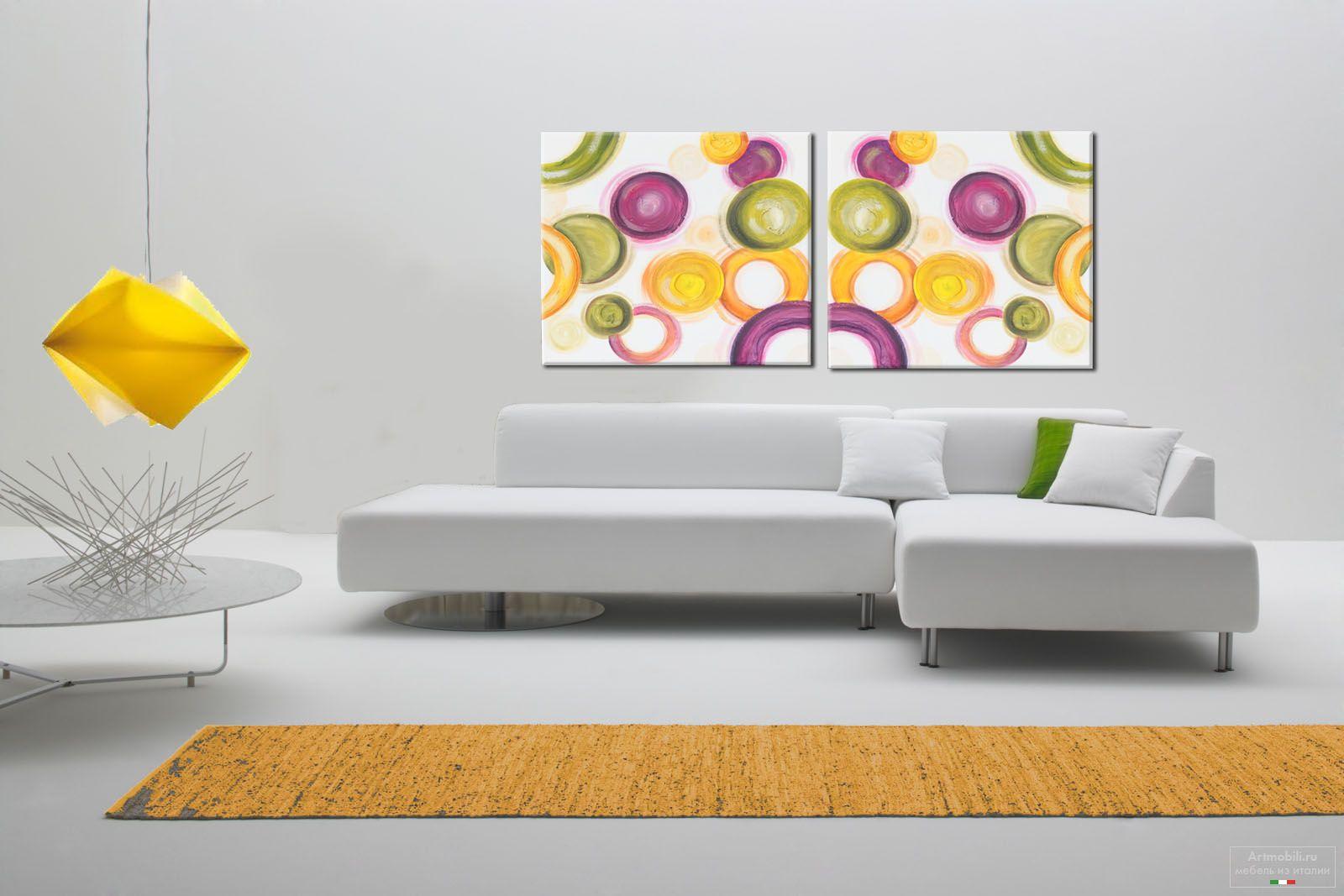 Quadri astratti cod. 139 - Quadri astratti moderni dipinti a mano ...