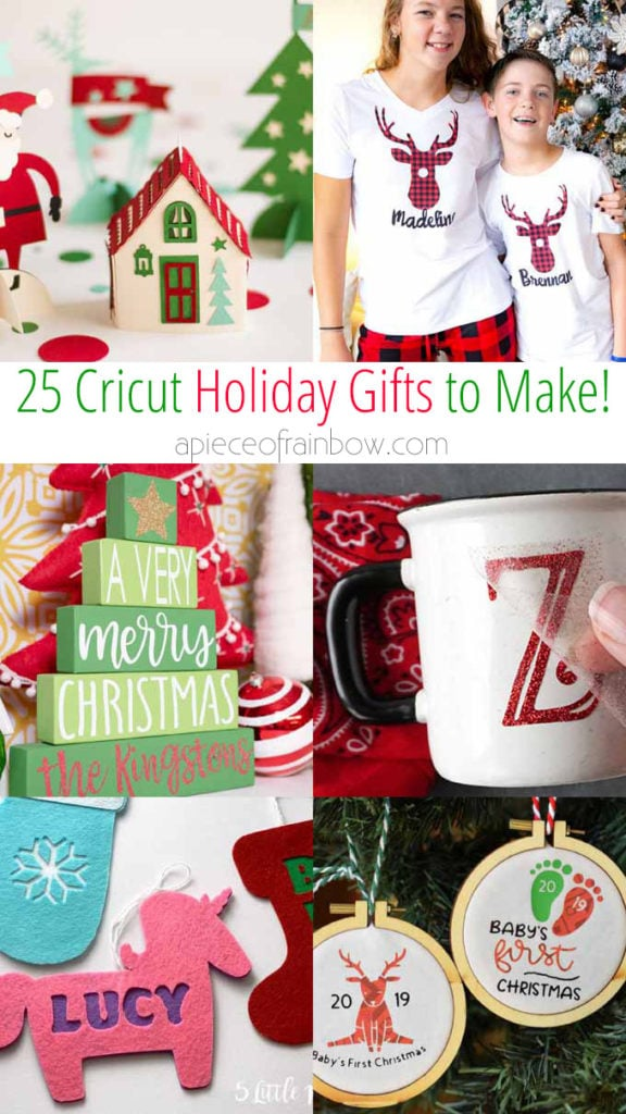 25 Diy Personalized Christmas Gifts With Cricut Personalized Christmas Gifts Christmas Gifts For Kids Christmas Pillows Diy