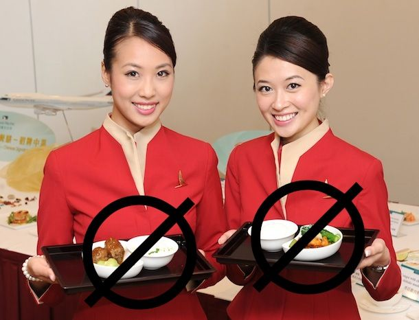 Cathay Pacific Flight Attendants Threaten No-Smile Strike ...