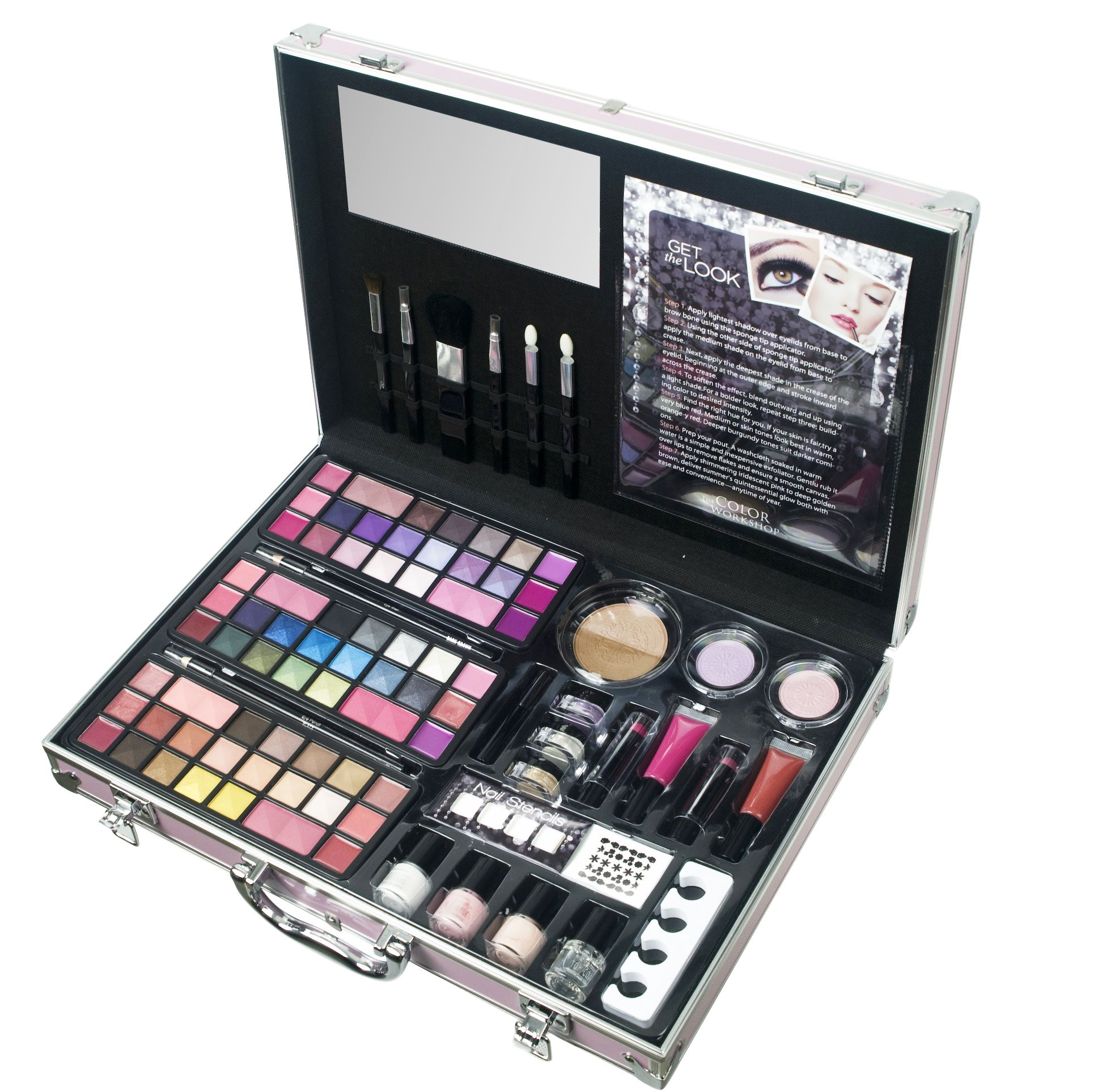 Makeup Thecolorworkshop Makeup Set Makeup Gift Sets Kids Makeup