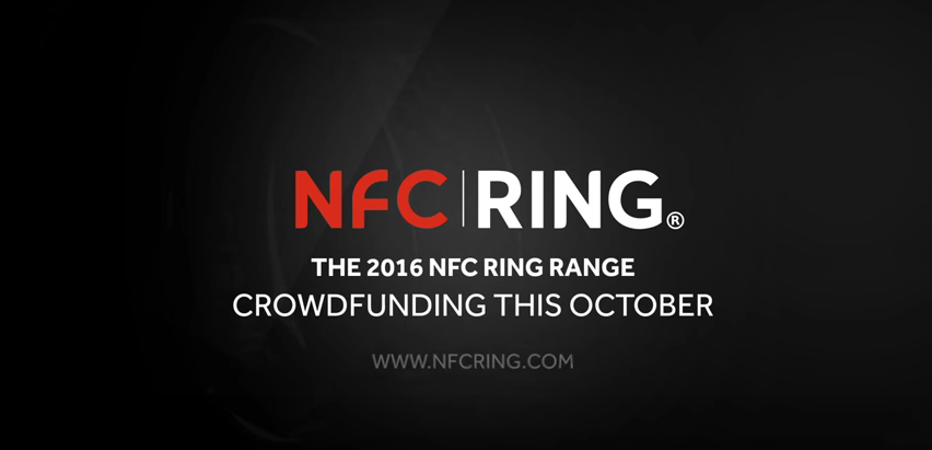 A cheeky little peek at the 2016 crowdfunding @nfcring launch #2016nfcring #NFC https://youtu.be/fBaICoB8AyU