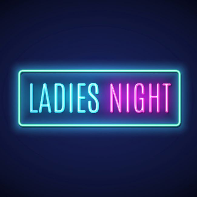 Ladies Night Party Led Neon Sign Neon Signs Ladies Night Party Led Neon Signs
