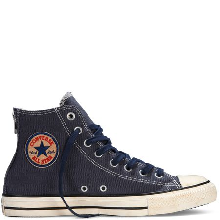 Chuck Taylor All Star Back Zip - Converse