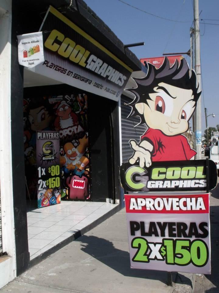 Cool Graphics en La Piedad de Cavadas, Michoaán de Ocampo