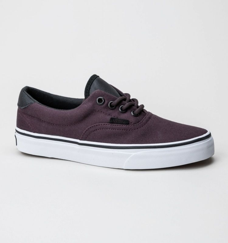 f905f7467685 Vans Era 59 (Canvas-Military) Iron Brown-White