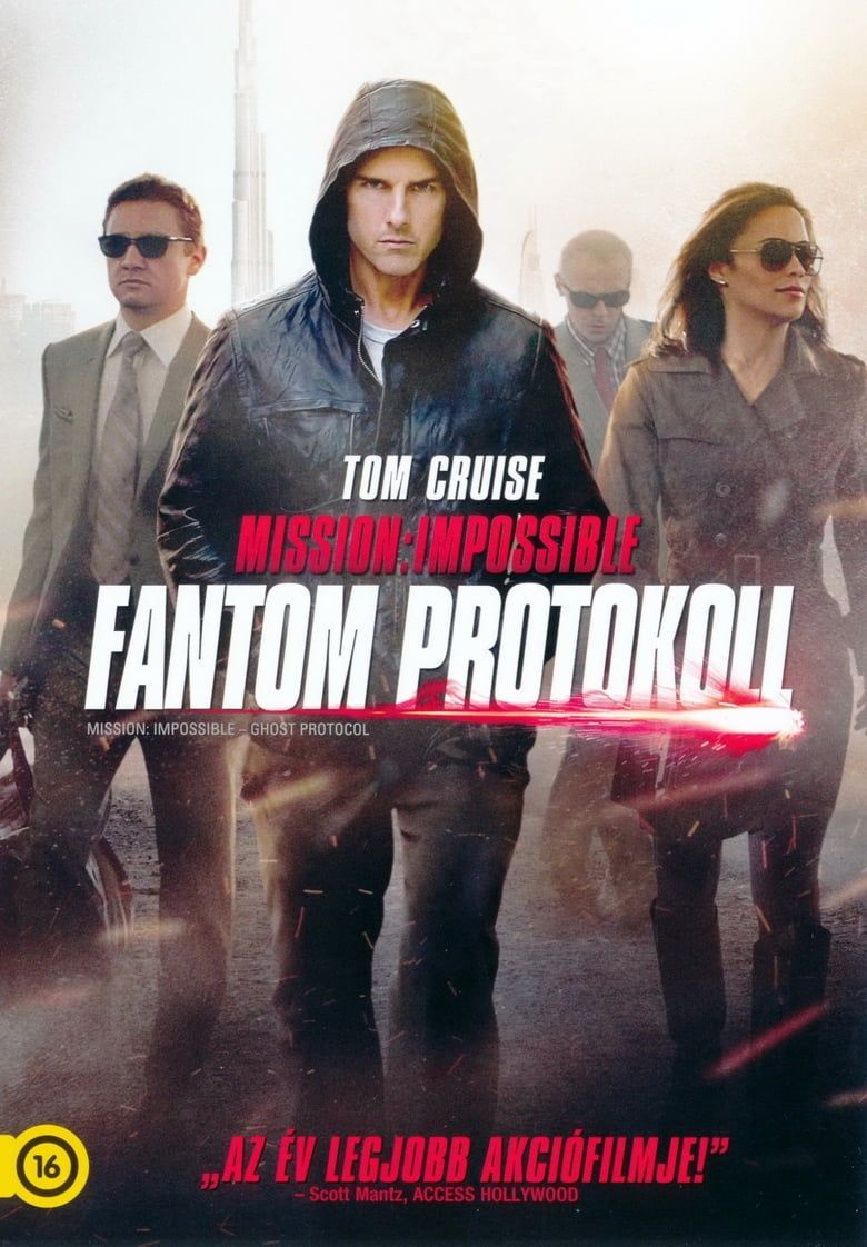 Ver). Mission Impossible Ghost Protocol Pelicula