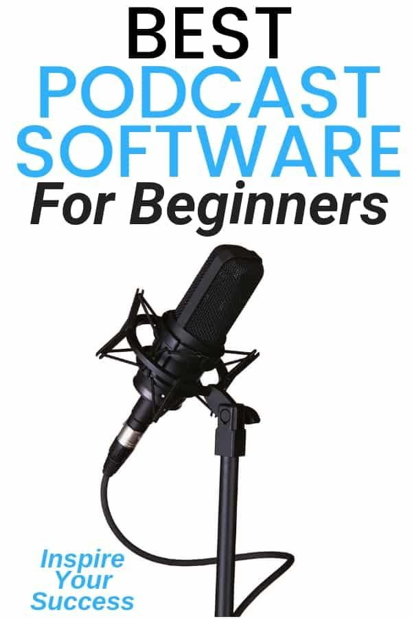 Best Podcast Software To Record and Edit (2019 Update Mac