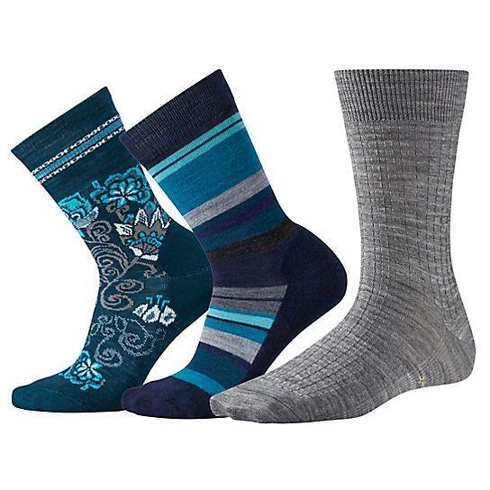 Smartwool® Women's Trio 4 Socks