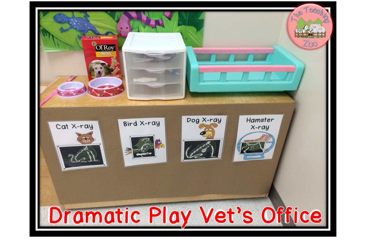 office pet ideas. Dramatic Play Pet Vet On The Teaching Zoo Blog Office Ideas