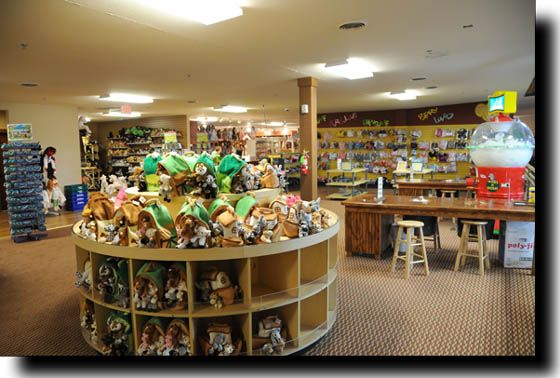 Three Bears General Store In Pigeon Forge Tennessee