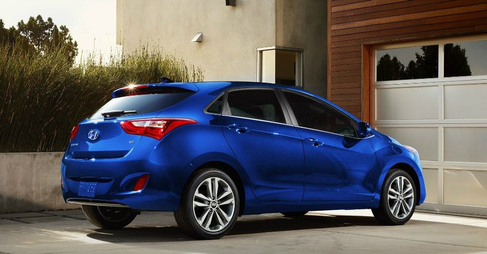 2017 Hyundai Elantra GT Giving you the Classic Look and