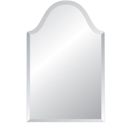 Spancraft Regency Bristol 20 X 40 Beveled Edge Mirror 226 2040