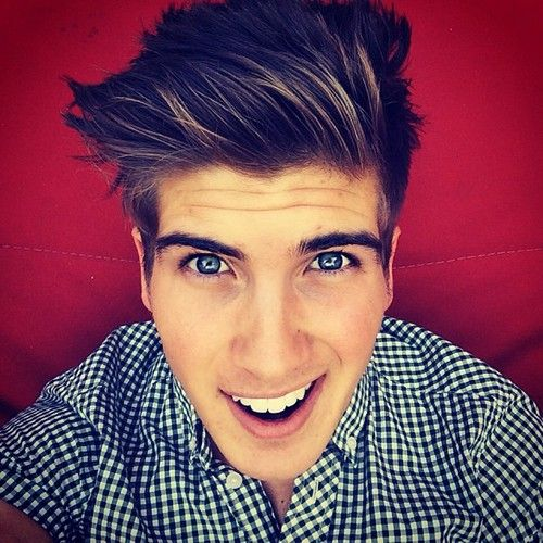 joey graceffa 2012