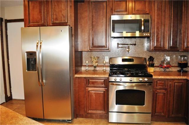 30 Inch Microwave Over 36 Inch Cooktop Diy Kitchen Renovation Kitchen Applicances Kitchen Refresh