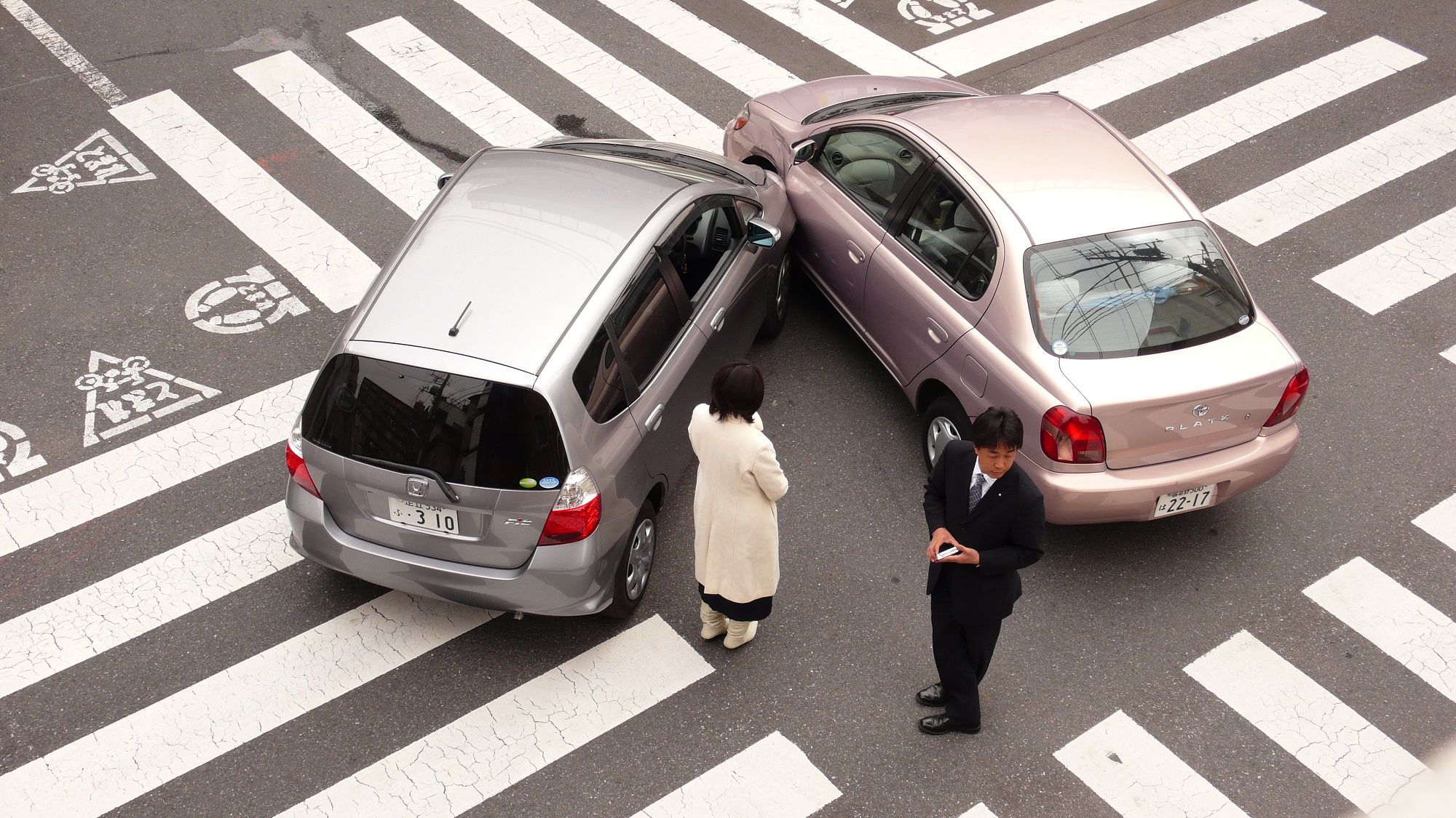 Driving safely should be the main concern for every driver