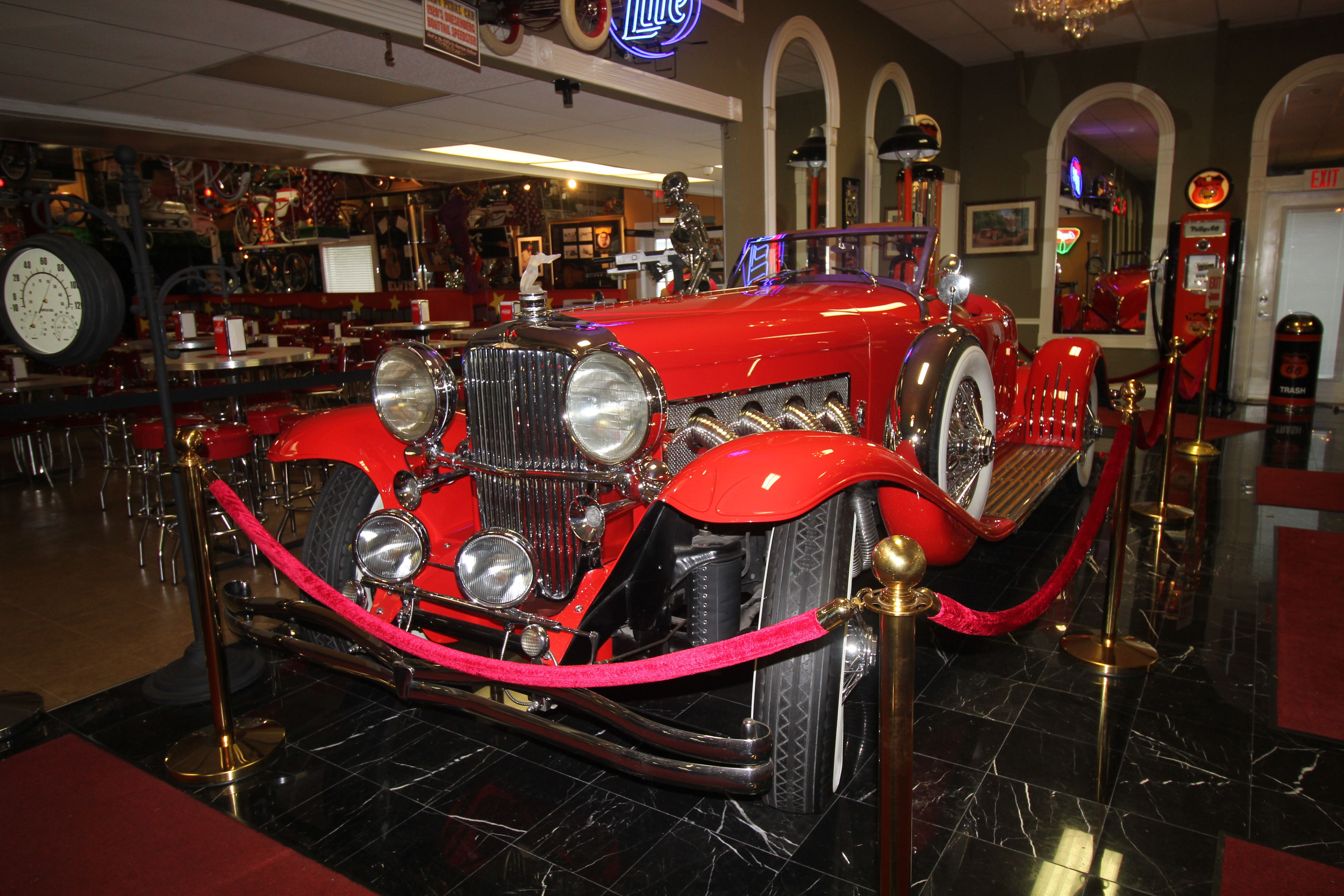 DUESENBERG, VOLO AUTO MUSEUM | CARS | Pinterest | Car museum, Motor ...