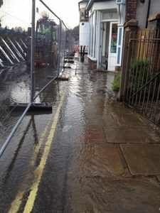 Shropshire Floods 2013