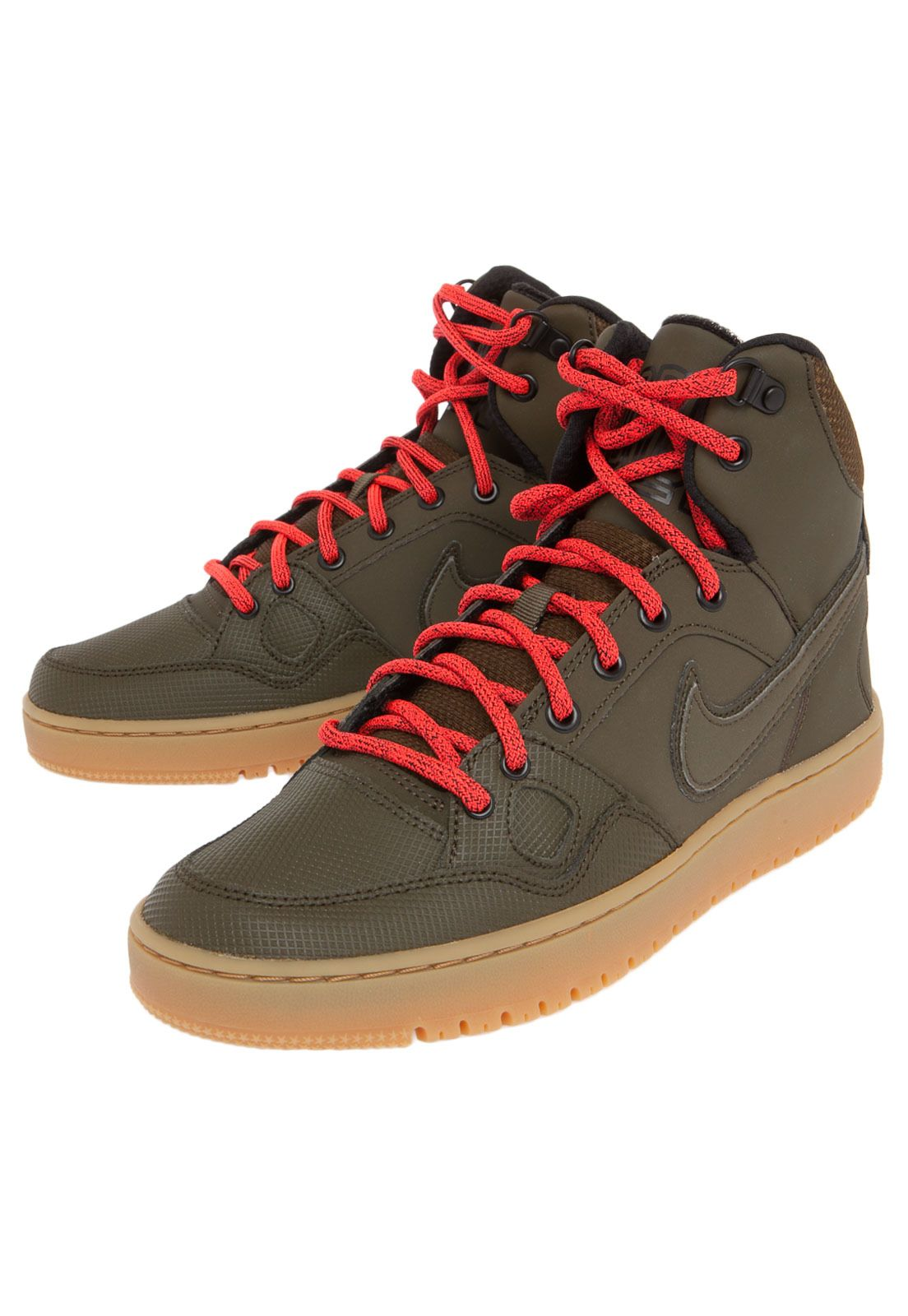 2b690c59e Tênis Nike Son Of Force Mid Winter Verde - Marca Nike
