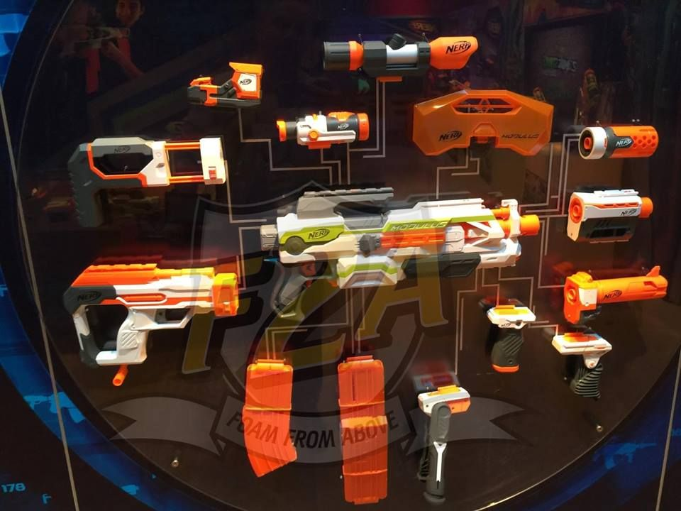 nerf modulus nerf or nothing guns weapons and