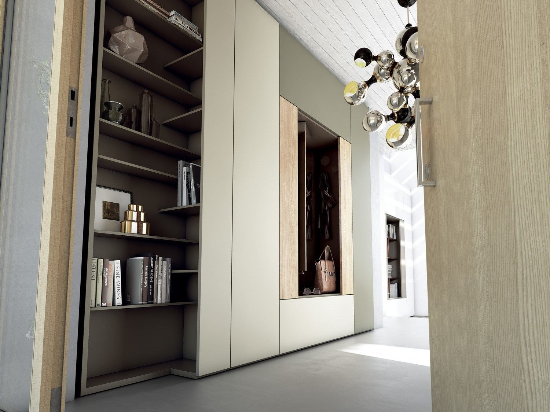 Astounding Kleiderschrank Design Reference Of Roomy Aus Holz By Caccaro Sandi Renko,