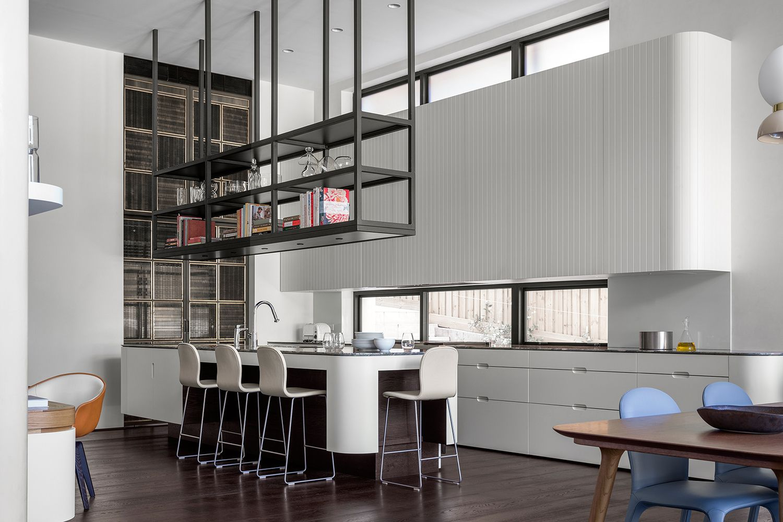 Galería de The New Twin Peaks / Luigi Rosselli Architects - 8 ...
