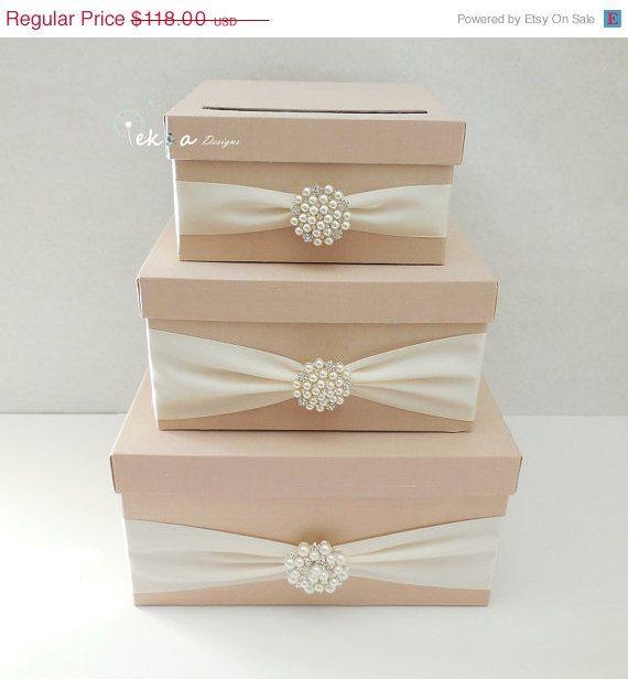 On Sale Wedding Card Box Money Box Card Holder By Eshepdesigns