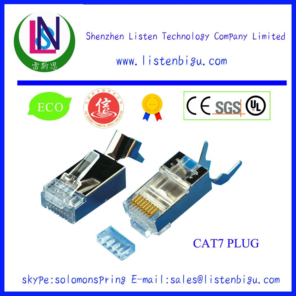 Rj45 Cat7 Network Cable Plug Pinterest Cat 7 Wiring Diagram