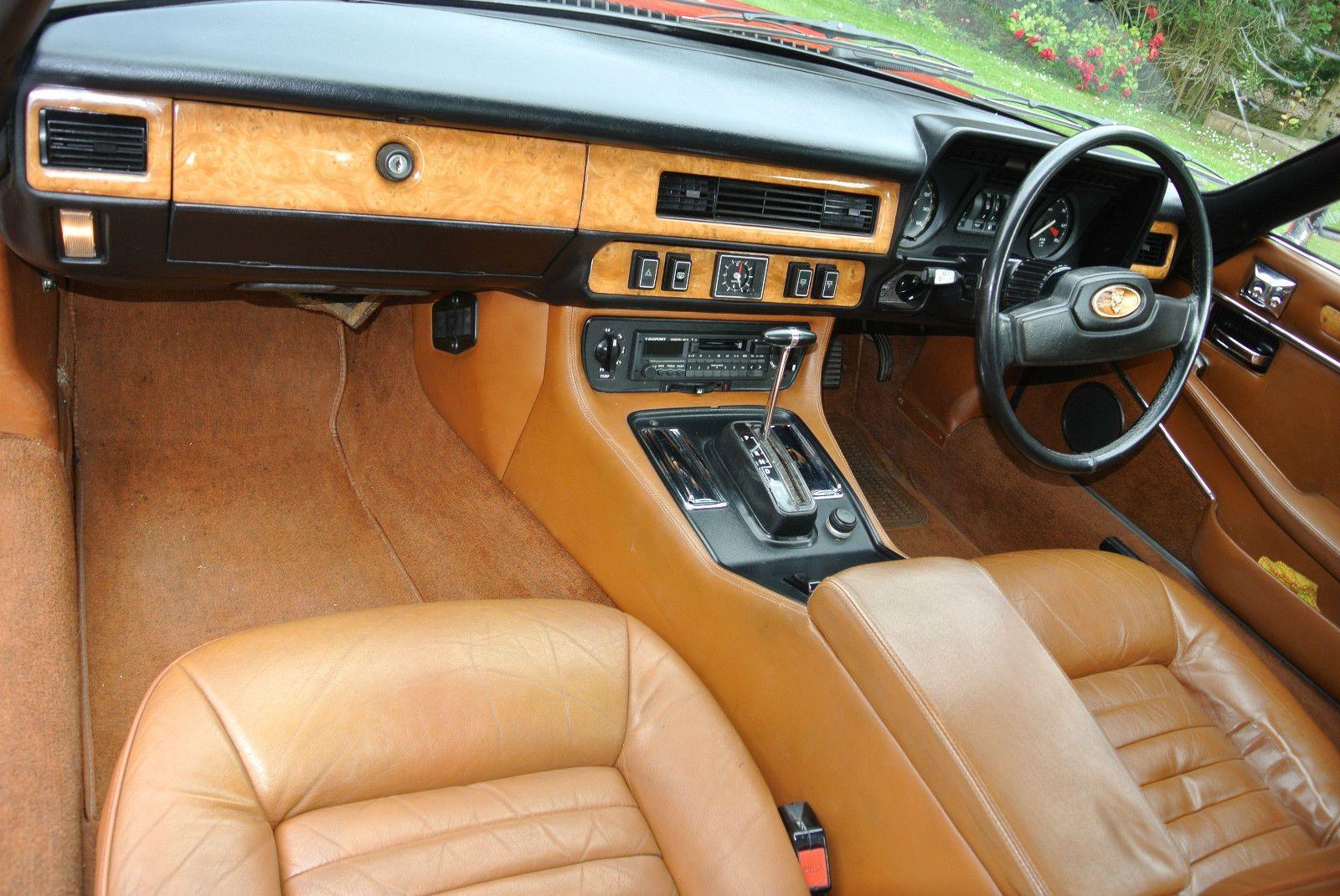 1983 jaguar xjs interior jag pinterest jaguar xj and. Black Bedroom Furniture Sets. Home Design Ideas