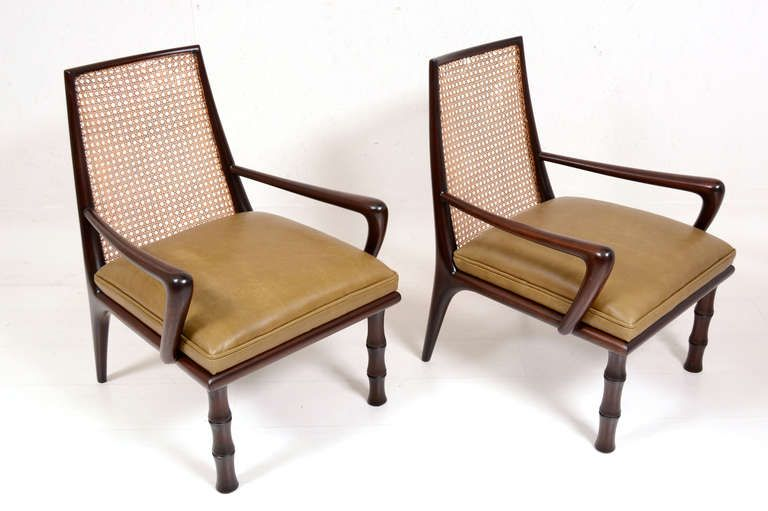 Eugenio Escudero Lounge Chairs | From a unique collection of antique and modern lounge chairs at http://www.1stdibs.com/furniture/seating/lounge-chairs/