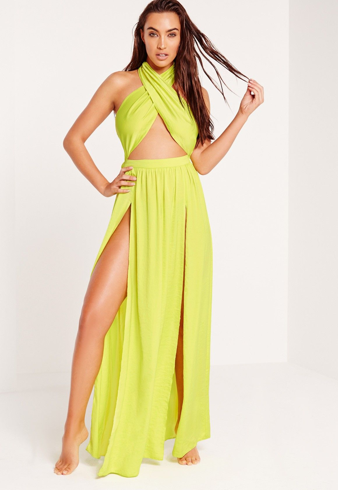 buy best many fashionable classic shoes Wonder if I could DIY this...Missguided - ABAD x Missguided Halter ...