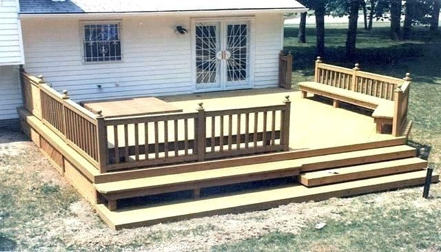 Image Result For 12x12 Floating Deck Plans Building A Deck Patio Deck Designs Decks Backyard