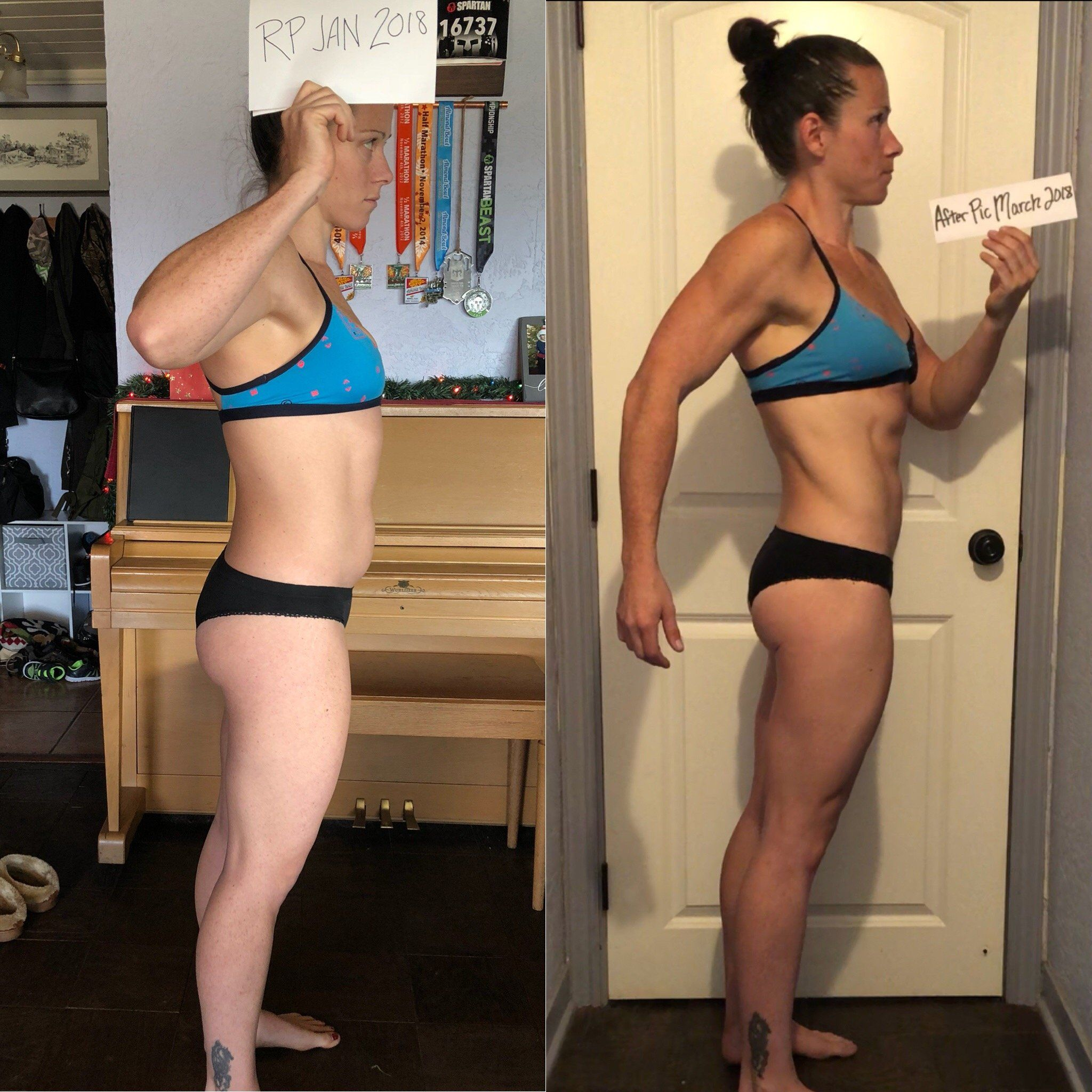 This Is How Stacy Ate 6 Meals a Day, Lost 20 Pounds, and Earned a 6-Pack