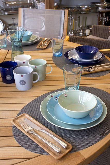 Weekly Table Setting: iittala Teema