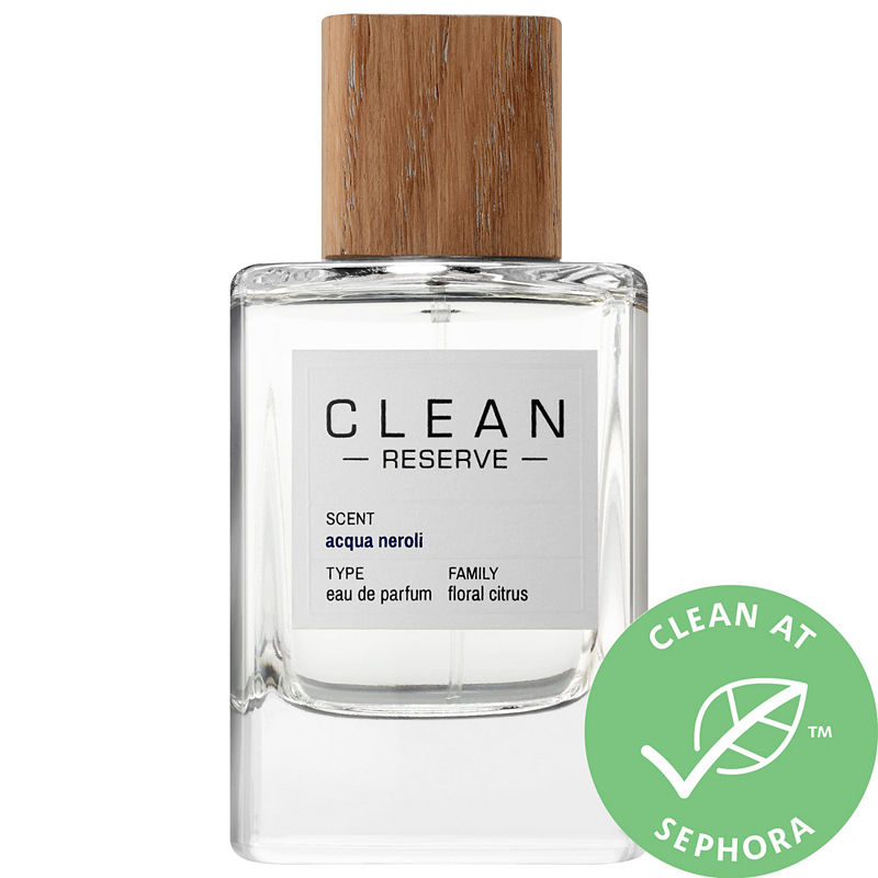 Clean Reserve Acqua Neroli Perfume Cleaning Hacks Cleaning