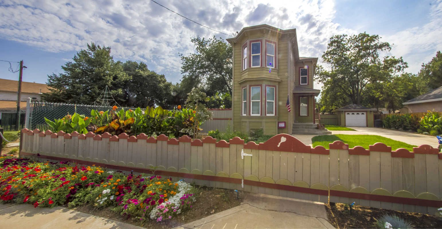 Amazing remodeled home in Galt.  Own a piece of history