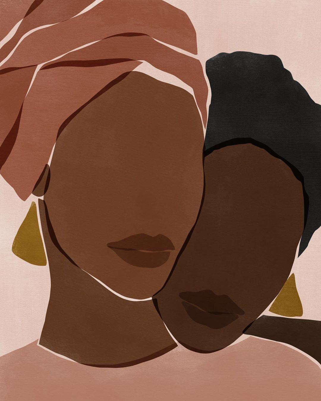 Illustration beauty
