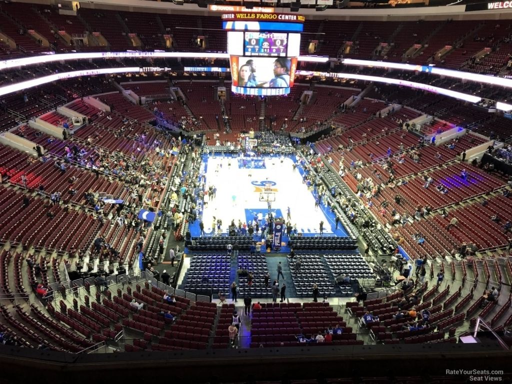 The Most Elegant Wells Fargo Center Interactive Seating Chart