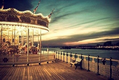 Carnival on the Pier