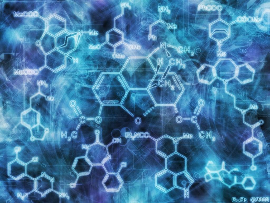 Cool Chemistry Backgrounds