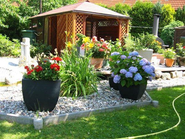 Blumenkübel - 63 wunderschöne Beispiele ! - Archzine.net ...
