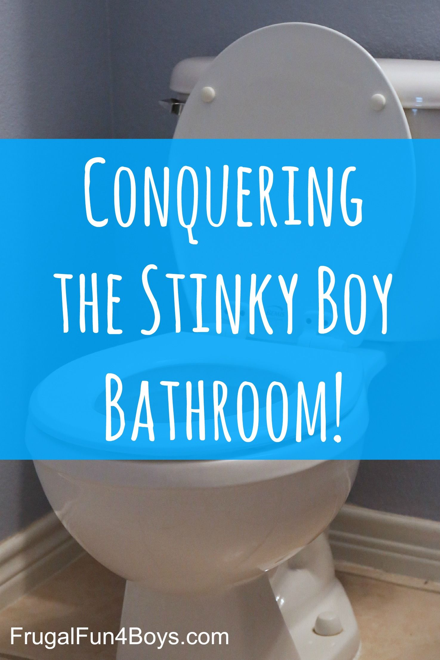 Getting Rid of Boy Bathroom Stink | Pinterest | Pee smell, Homemade ...