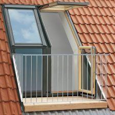 Velux Gel Veb 3060 Dachbalkon Dachbalkon Dachfenster Haus Erweiterungen