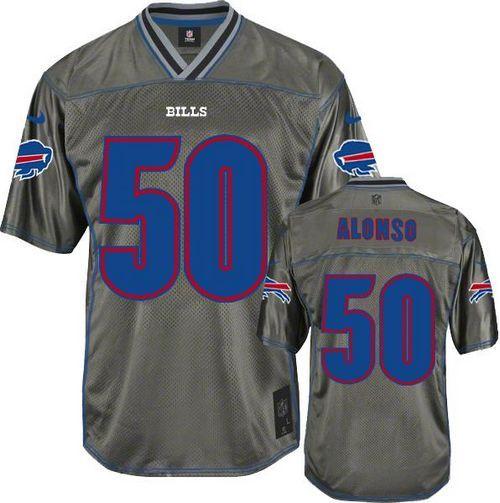 Colts Donte Moncrief Jersey Nike Bills #50 Kiko Alonso