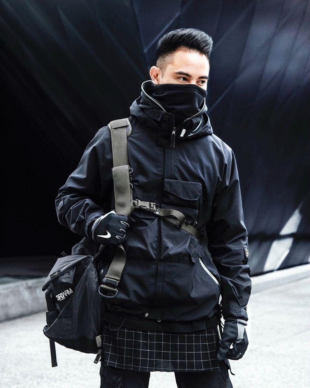 Pin by Devon Hoggan on Street wear | Cyberpunk fashion