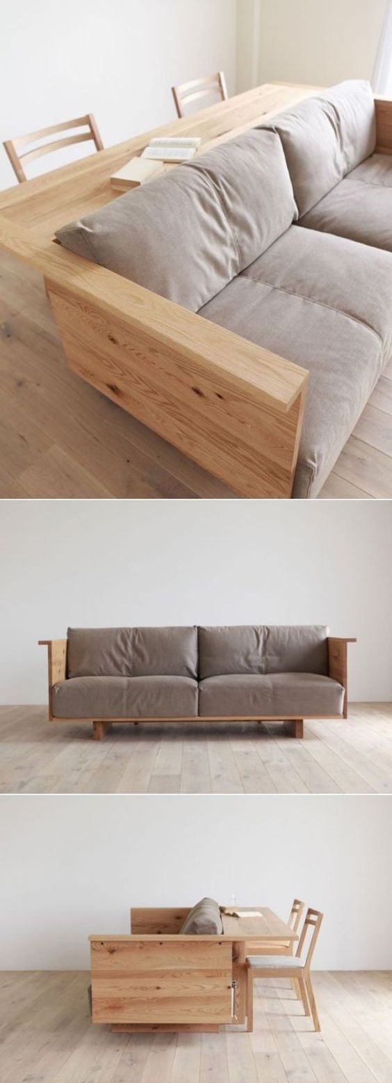 8 muebles funcionales ideales para espacios peque os for Meuble zodio