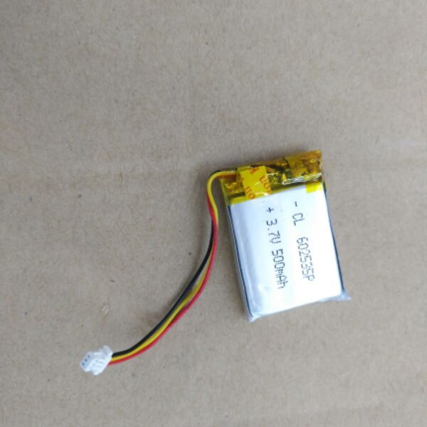 Lithium Ion Polymer Battery 3 7v 2500mah Diy Electronics Fun Diy