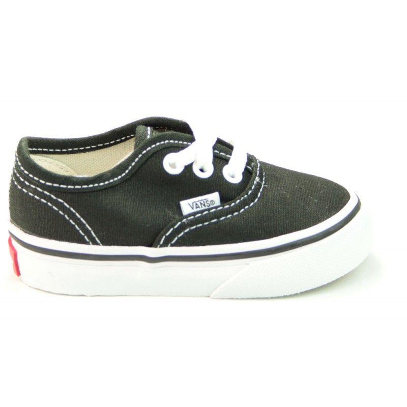 Vans - Chaussure bébé Authentic | Chaussures bébé, Chaussure ...