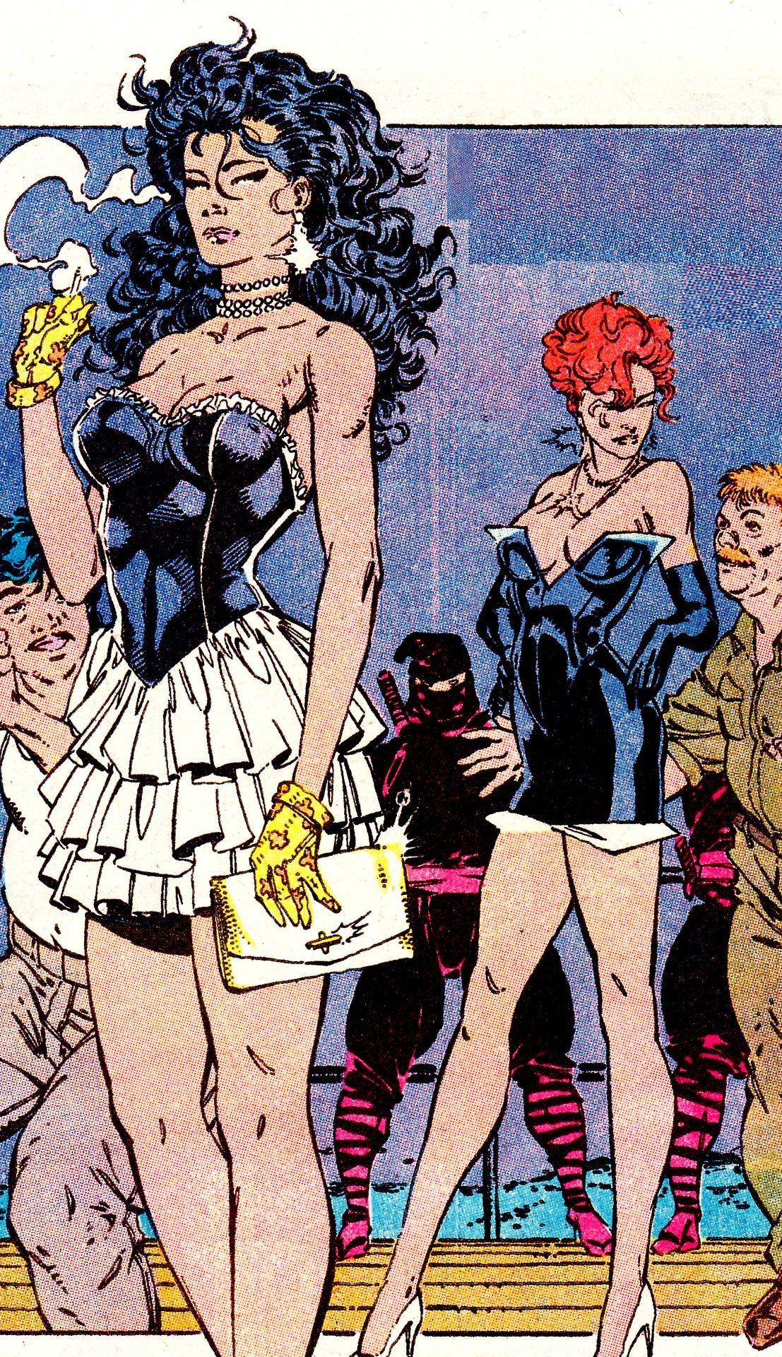 Psylocke & Black Widow by Jim Lee marvelcomicuniverse #marveldccomics #marvelheroes #bdcomics #comicsgirls #marvelcinematicuniverse #animecomics #marvelcomiccharacter #comicbookcharacters