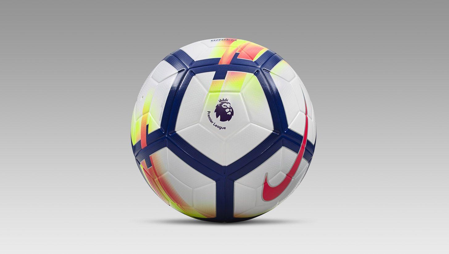 Nike Order V  Bola da Premier League 2017-2018  c4c2e5abc9bef